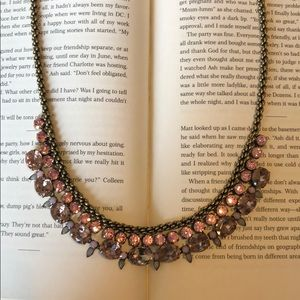 Sorrelli One of a Kind Pink Necklace
